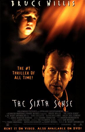 THE SIXTH SENSE MOVIE