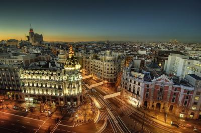 MY CITY, MADRID
