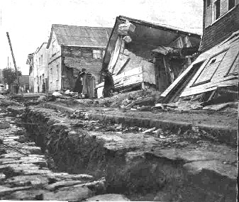 VALDIVIA EARTHQUAKE